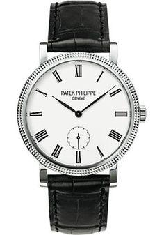 Patek Philippe Ladies Calatrava Watches 7119G-010