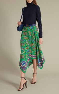 Skirt Outfits, Casual Outfits, Fashion Outfits, Womens Fashion, Fashion Trends, Ralph Lauren Skirts, Ralph Lauren Style, Autumn Winter Fashion, Spring Fashion