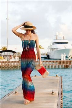 Swim Systems Maxi Dress | Everything But Water
