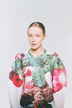 Masha Reva x Syndicate Botanical Layers Collaboration | Trendland: Fashion Blog & Trend Magazine
