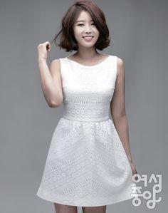 Im Soo Hyang - Woman Chosun Magazine April Issue 13