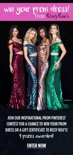 d1b9350709 WIN Your Prom Dress In Our Inspirational Prom Pinterest Board Contest