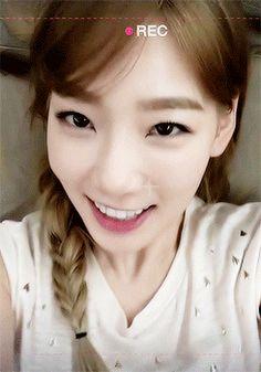 SNSD Kim TaeyeonGirls' Generation Sonyeo Sidae kpop Cute Taengoo
