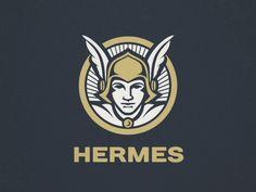 Hermes Logo | #logo #hermes