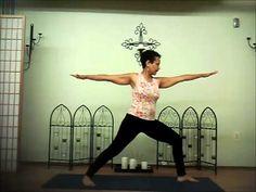 ▶ Christian Yoga Basics for Beginners - YouTube