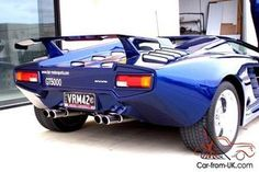 Widebody Lamborghini Countach Replica Race CAR Ferrari Porsche