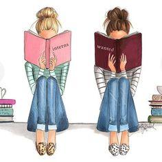 Beste Freundinnen lesen