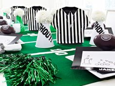 Decorating ideas for your Super Bowl party