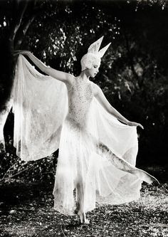 Nini Theilade in A Midsummer Night's Dream (1935).