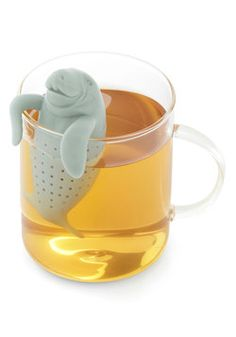 Sea for Two Tea Infuser. Everglade the tea lover, you adore finding new, adorable ways to steep your leaves. #grey #modcloth