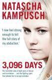 #recomiendoleer 3096, autobiografía de Natascha Kampusch. Interesante perfil psicológico de un secuestrador y una secuestrada.