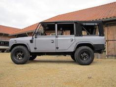 LR 110, Cabrio 7-Sitzer ...