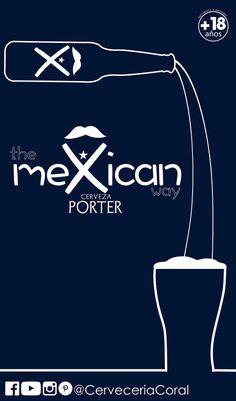 Cerveza meXican de Cerveceria Coral       @CervezaMeXican     #cerveceriacoral #cervezaartesanal   #CervezameXican  #CervezameXican Coral, Movie Posters, Film Poster, Billboard, Film Posters