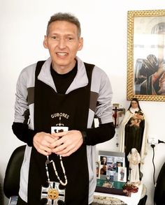 Padre Marcelo diz que já recuperou 13kg desde que perdeu peso