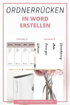 Home Organisation, Office Organization, Folder Labels, Study Motivation, Free Prints, Getting Organized, Good To Know, Free Printables, Diy And Crafts