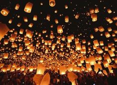 Watch thousands of lanterns float above the desert at the RiSE Lantern Festival. For the first time, personalized sky lanterns will rise above Las Vegas Floating Lantern Festival, Floating Lanterns, Wish Lanterns, Sky Lanterns, Krabi, Chiang Mai, The Places Youll Go, Places To See, World's Most Beautiful