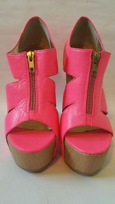 Solestruck Senso Diffusion Sharon Wedge Sandals Shoes Size 36 US 6 Wedge Sandals, Shoes Sandals, Club Shoes, Night Club, Peep Toe, Platform, Wedges, Leather, Ebay