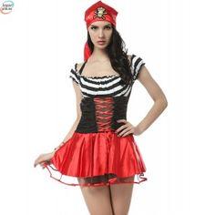 Secretly Seductive Treasure Pirate Kostyme