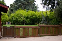 6 Front Fence Ideas On Front Yard Privacy Fence Ideas - RdcNY