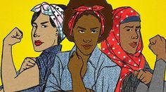 """""""Sobre o feminismo nos pequenos detalhes: ainda anseio por um mundo no qual nós mulheres possamos ter o direito de gostar, querer e fazer coisas que em algum momento a sociedade definiu como """"coisas de homem""""."""""""