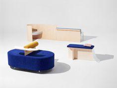 Fabrica Design Studio x AirBNB Housewarming Furniture at Salone...