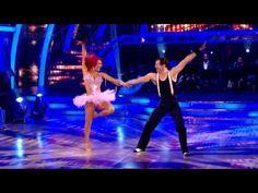 Matt Baker & Aliona Vilani - Charleston - Strictly Come Dancing - Week 4