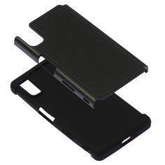 Etui Hybrid Case Sony Xperia XZ - Black | SONY \ Xperia XZ