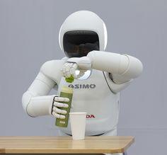 ASIMO (Honda Robot)