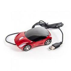 Un #mouse doar pentru pasionatii de #masini ...in special de masini sport