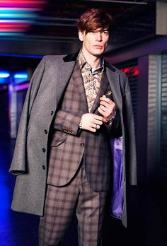 A nostalgic look at the new Without Prejudice Autumn/Winter 2015 Electric Avenue collection inspired by the 1970s casino scene.