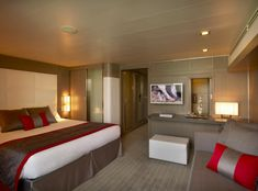 Compagnie du Ponant Yacht Cruises Boreal Cabin