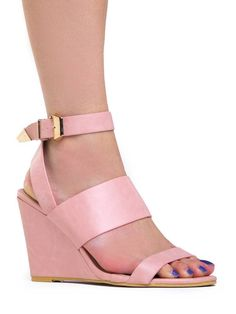 570db8a1d09 ANKLE STRAP WEDGE - ZOOSHOO
