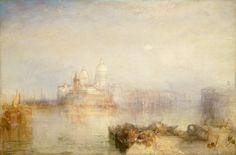 The Dogana and Santa Maria della Salute, Venice (Joseph Mallord William Turner)