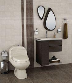 baños modernos pequeños corona - Buscar con Google