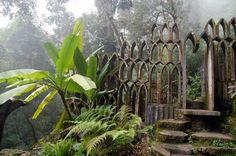 / El Castillo del Ingles Sir Edward James     Las Pozas, Xilitla, S.L.P., México