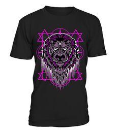 tshirt Mythical Lion 2