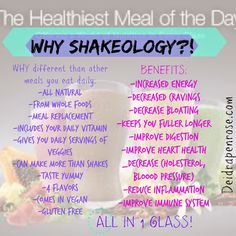 Click to get my newest and favorite Shakeology recipe!!!!  #weightloss #cleaneating #healthy deidrapenrose.com