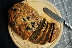 Banana Bread, Low Carb, Gluten Free, Healthy Recipes, Desserts, Food, Law, Glutenfree, Tailgate Desserts