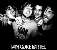 Van Coke Kartel Music Is Life, Live Music, Swing Life Away, Legend Music, Local Music, Poster Design Inspiration, Soundtrack To My Life, Trance, Coke