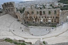 Outdoor Music Venues: Odeon of Herodes Atticus, Athens. Photo by Jorge Láscar Stuff To Do, Things To Do, Museum Studies, Free Museums, Europe Travel Guide, European Tour, Acropolis, Ancient Rome, Roman Empire