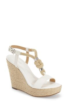 ec5a9f93d863 MICHAEL Michael Kors  Holly  Espadrille Wedge Sandal (Women) available at   Nordstrom