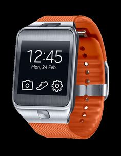Gear 2 Wild Orange - Smartwatches - GSM accessoires - Typhone.nl - Home shopping for Smart Watches best affordable deals from a wide range of high quality Smart Watches at: topsmartwatchesonline.com