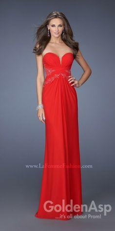 La Femme 19889 Prom Dress