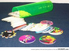 The Currency I Used In The 90s...