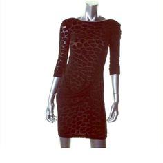 "Selling this ""Allen Schwartz Black Open Back Animal Print Dress"" in my Poshmark closet! My username is: carirangel. #shopmycloset #poshmark #fashion #shopping #style #forsale #Allen Schwartz #Dresses & Skirts"