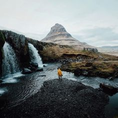 "i-long-to-travel-the-world: "" Kirkjufell, Iceland """