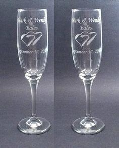 dress goblet glasses for a wedding   Flutes, Goblets & Mugs