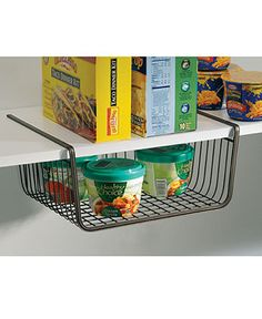 InterDesign Basket, Under Shelf - Pantry Organization - for the home - Macys