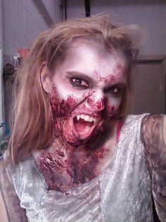 awesome haunted house vamp.