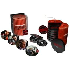 Mission Impossible: The Complete Television Collection Giftset